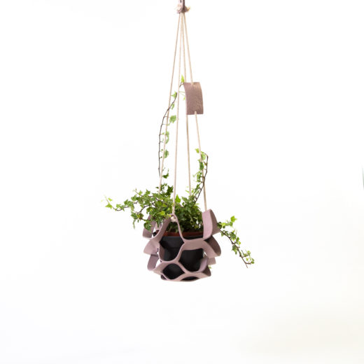 plantenhanger-leer-groot